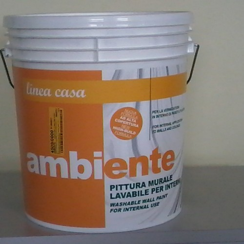 Pittura lavabile per interni g color - Migliore pittura lavabile per interni ...